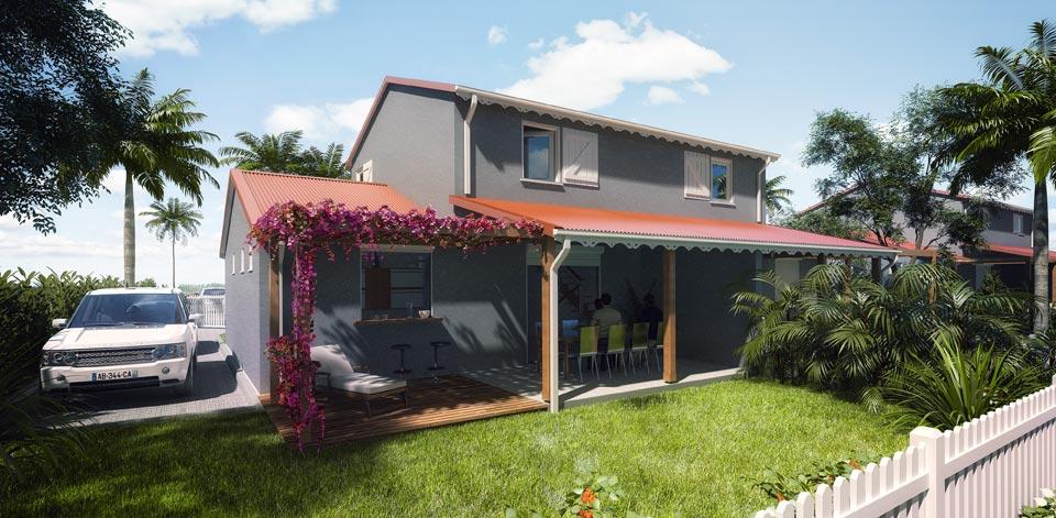 Villas Océanes Guadeloupe