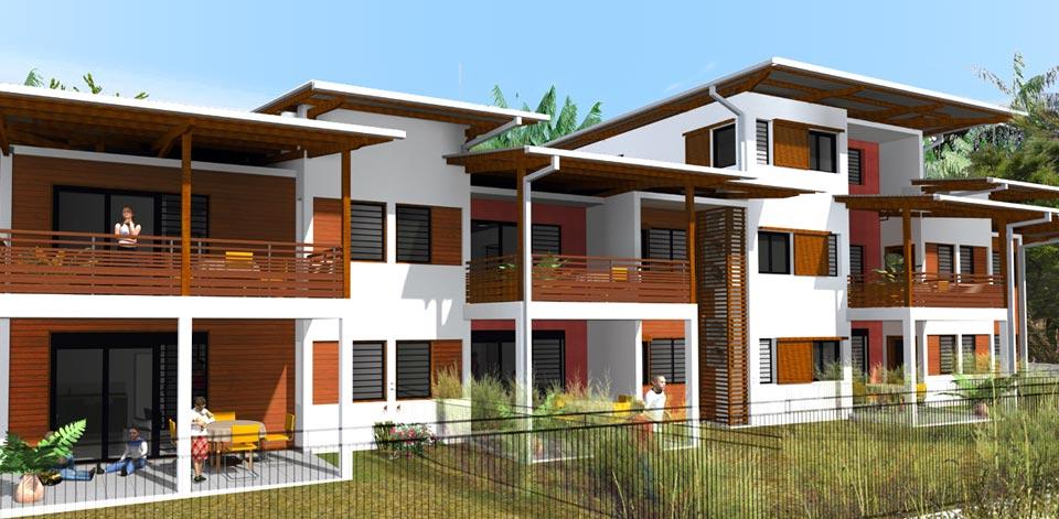 Résidence La Canopée, Rémire-Montjoly, Guyane