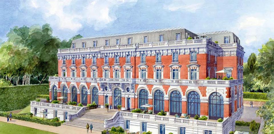 Hôtel Royal de Maisons Laffitte