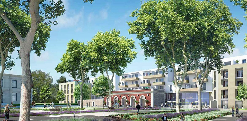 Résidence seniors L'Orangerie, Montpellier