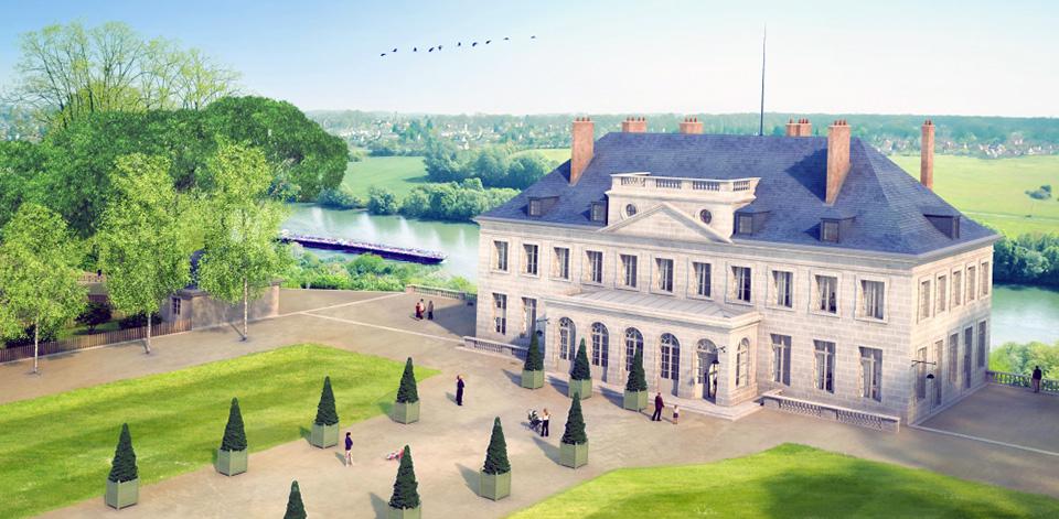 Château de la Rochette, la Rochette