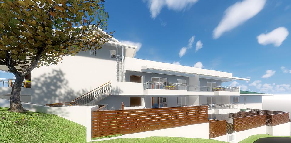 Résidence Coronado, Nouméa