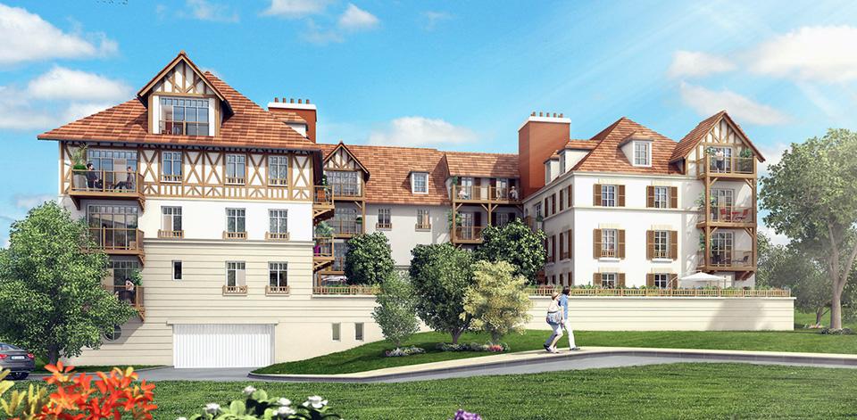 Résidence Andersen, Trouville-sur-Mer (14)