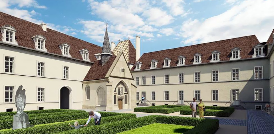 Ancien Hôtel-Dieu, Dijon