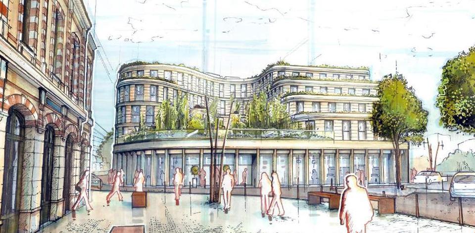 Les Terrasses de Saint-Germain, Saint-Germain-en-Laye