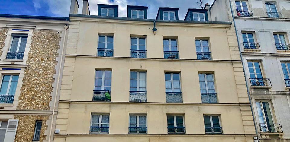 Immeuble rue d'Anjou, Versailles