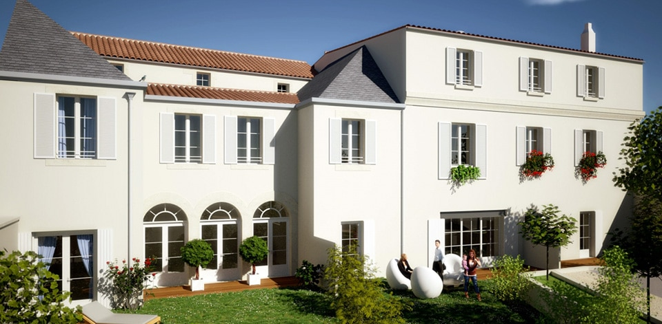 Hôtel le Trianon, La Rochelle