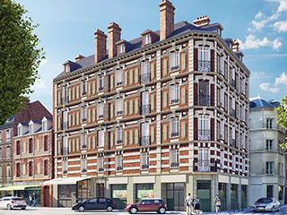 Immeuble Saint-Vivien