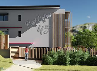 Résidence Port Coton