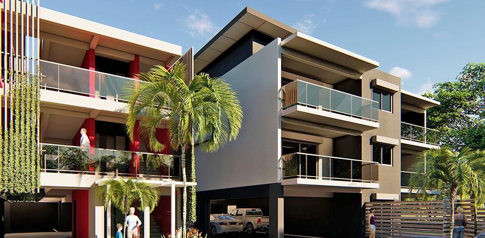 Résidence Port Coton, Nouméa, Nouvelle-Calédonie