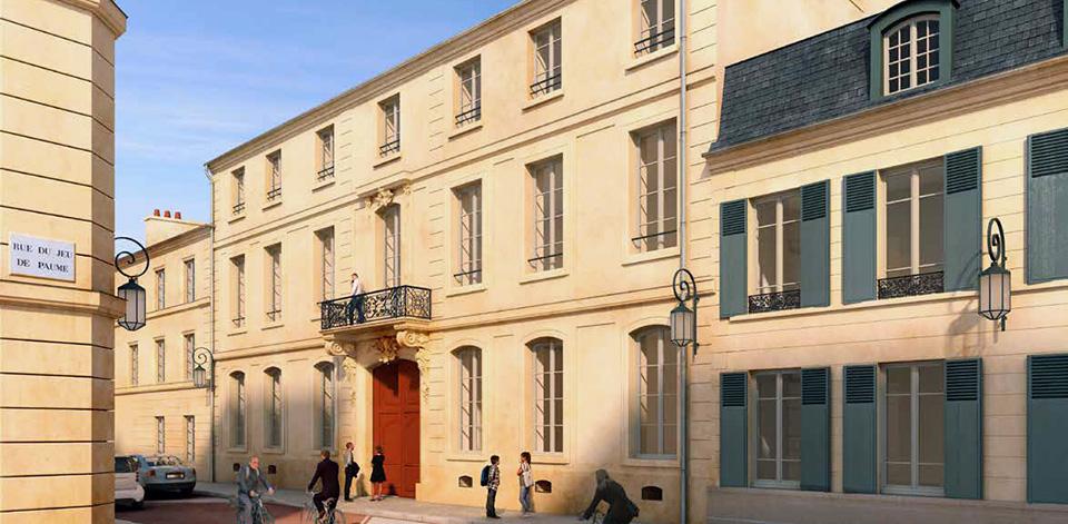Hôtel de Fontenay, Versailles