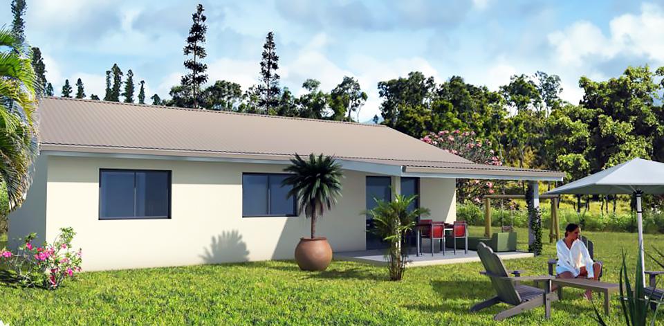 Villas Nétéa, Païta, Nouvelle-Calédonie