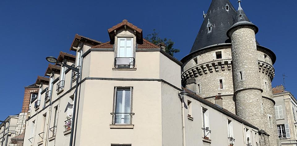 Résidence 5 Courtille, Chartres