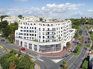 Résidence 71 rue de Suresnes