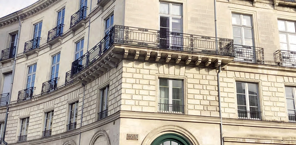 Les Rotondes Saint Gabriel, Nantes