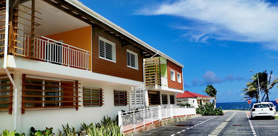 Résidence Le Fortin, Le Moule, Guadeloupe