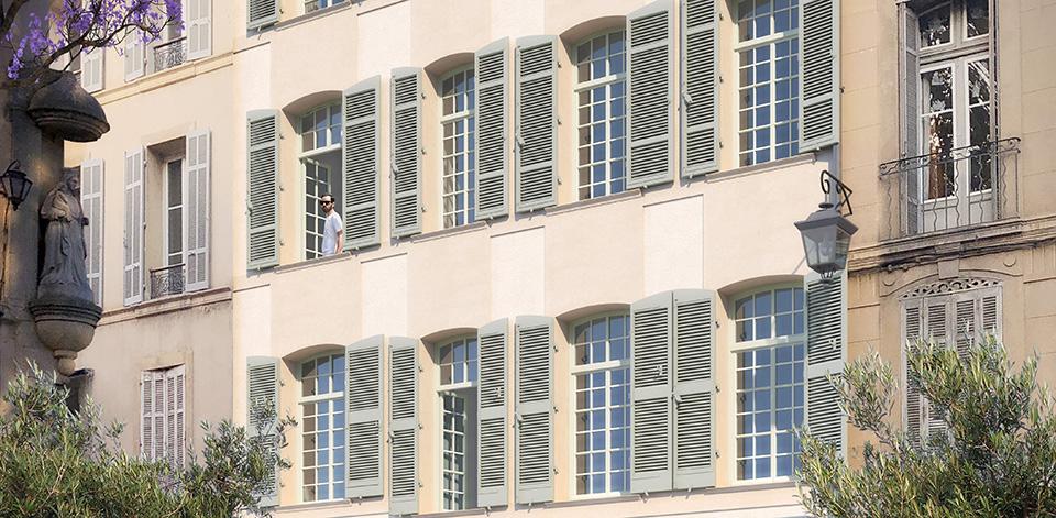 Immeuble 59 Rue d'Italie, Aix-en-Provence