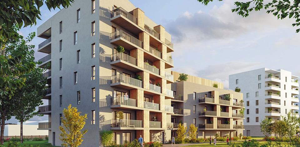 Résidence Bloom, Nantes