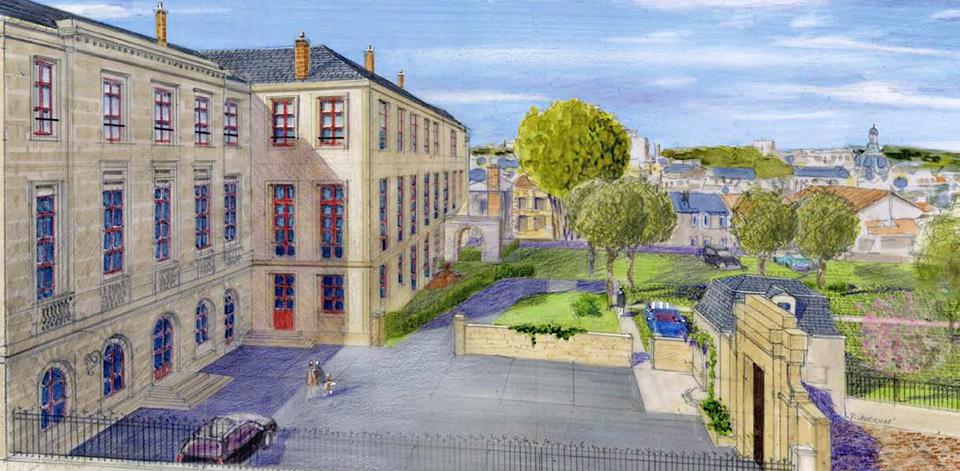 Résidence de l'École du Présidial, Limoges