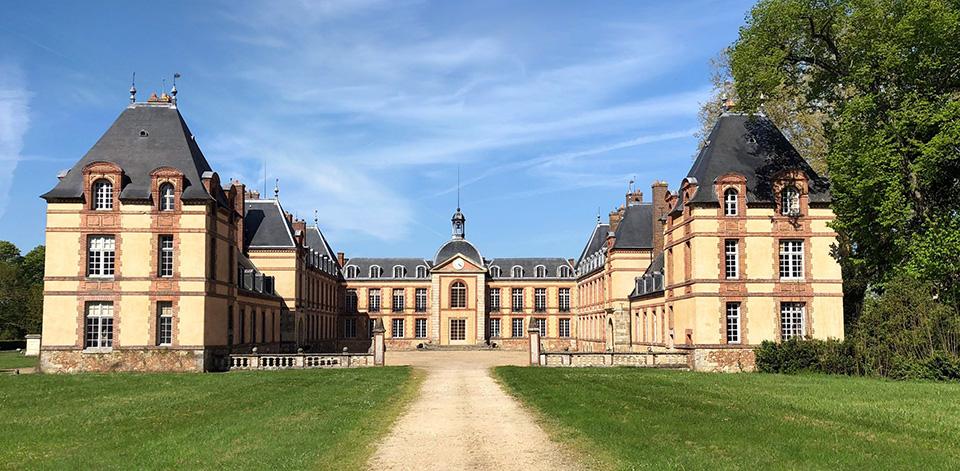Château de Pontchartrain, Monument Historique