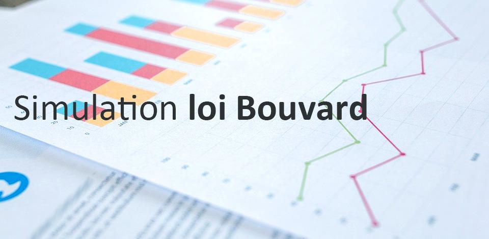 Simulation défiscalisation loi Bouvard