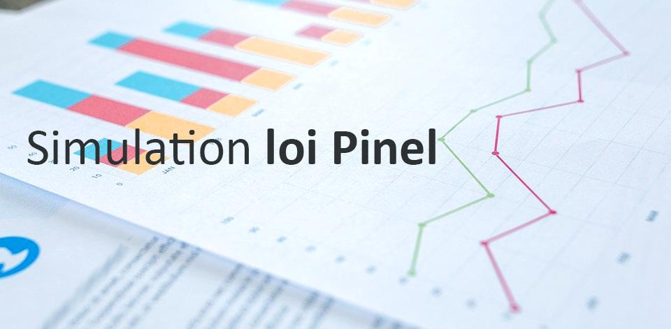Simulation défiscalisation loi Pinel