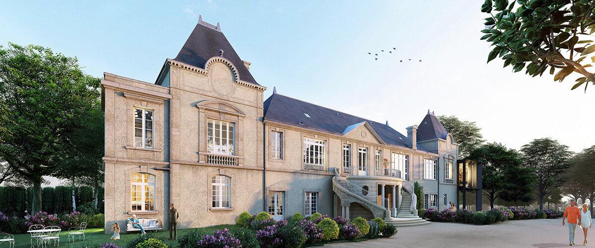 Abbaye de Bonlieu, Sainte-Eulalie