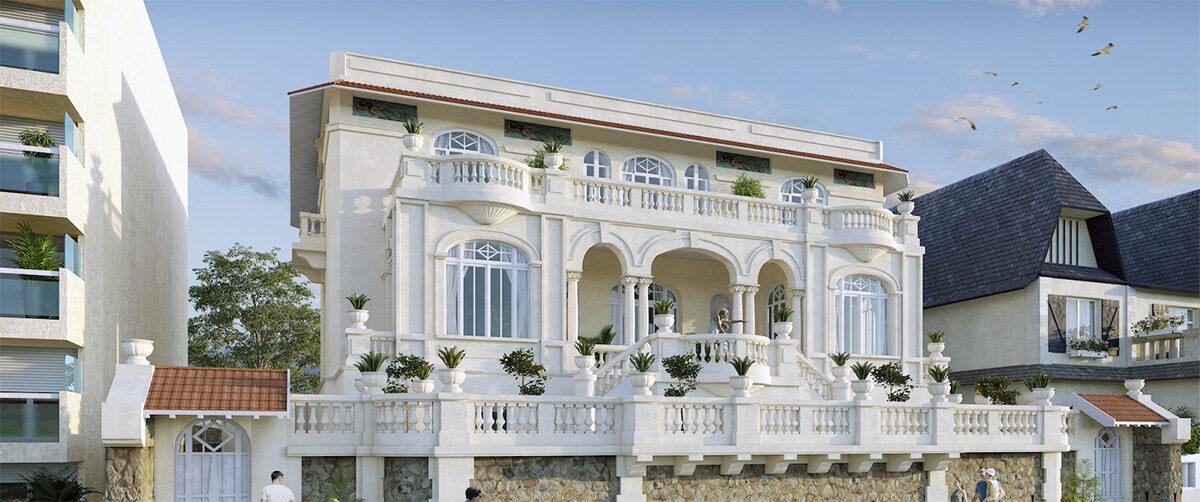Villa Ker Souveraine, Pornichet