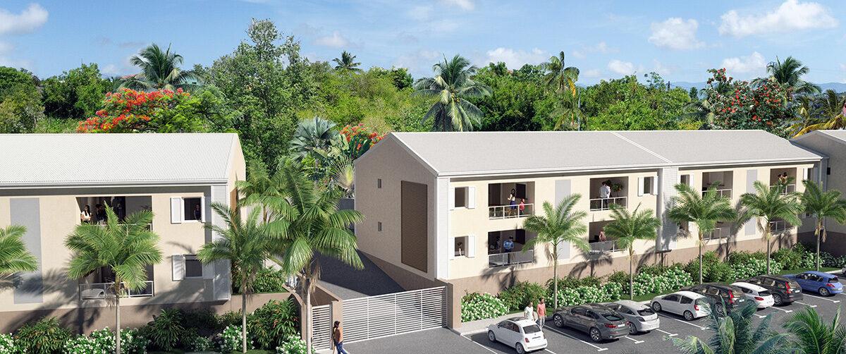 Les villas d'Alexandre, Le Gosier, Guadeloupe