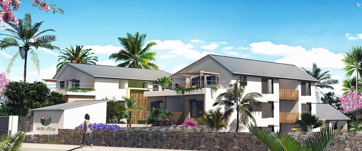 Résidence Jardin d'Eva, Saint-Gilles, Réunion