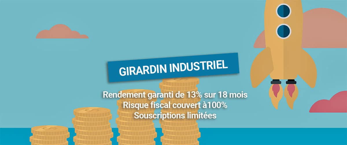 Défiscalisation Girardin industriel 2021
