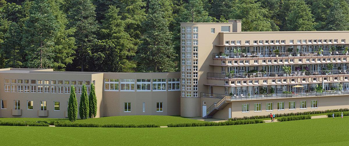 Le Pavillon des Tamaris, Aincourt