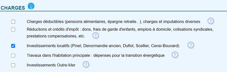 Déclaration investissement locatif Pinel, Scellier ou Duflot