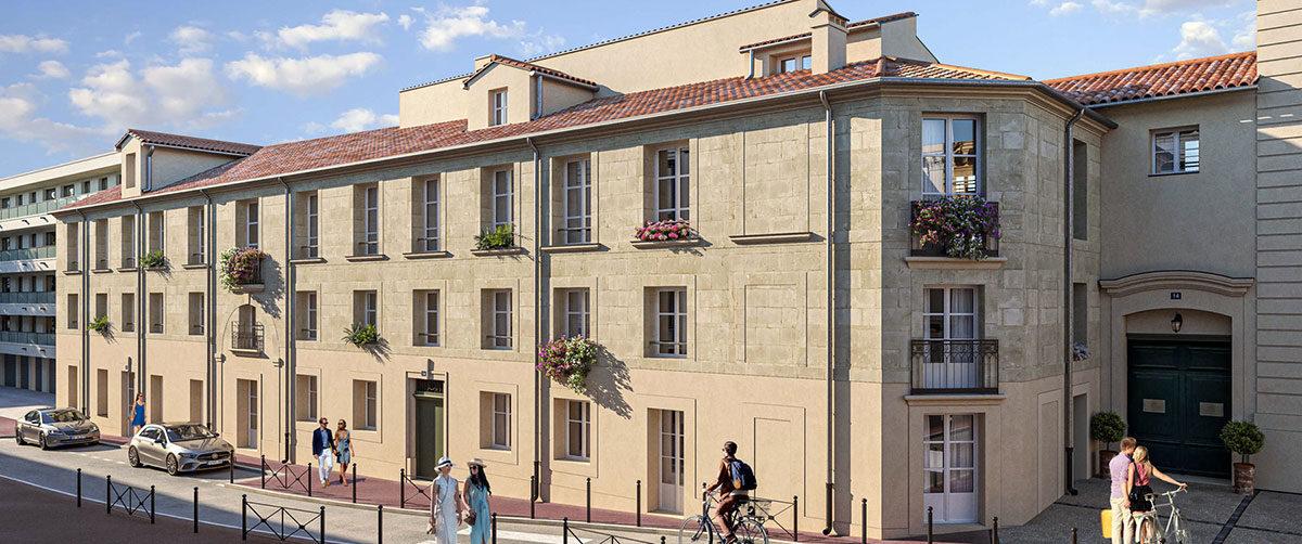 Le Clos de la Merci, Montpellier